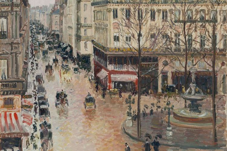 US appeals court rules—with regret—that Thyssen-Bornemisza Foundation can keep Nazi-looted Pissarro