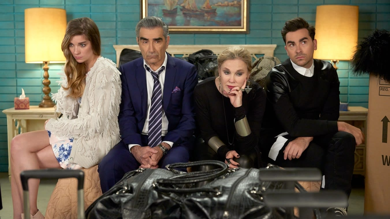 Can 'Schitt's Creek,' 'The Good Place' win big for cable?