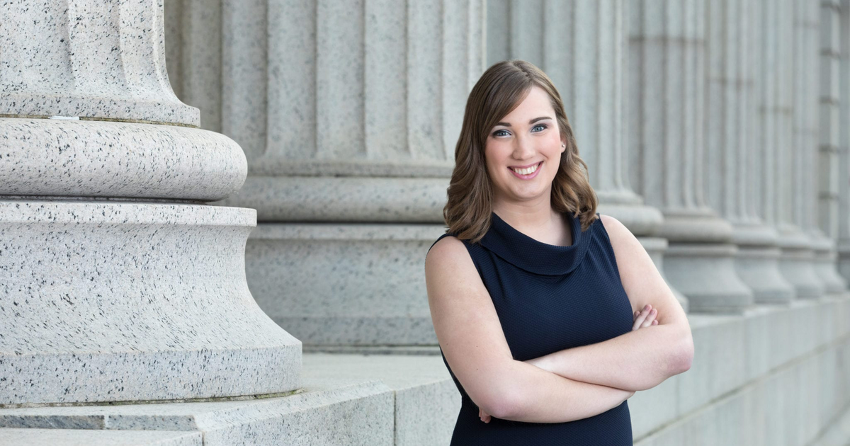 'The arts were an integral part of my self-discovery': an interview with Sarah McBride, state senator and Delaware Art Museum trustee