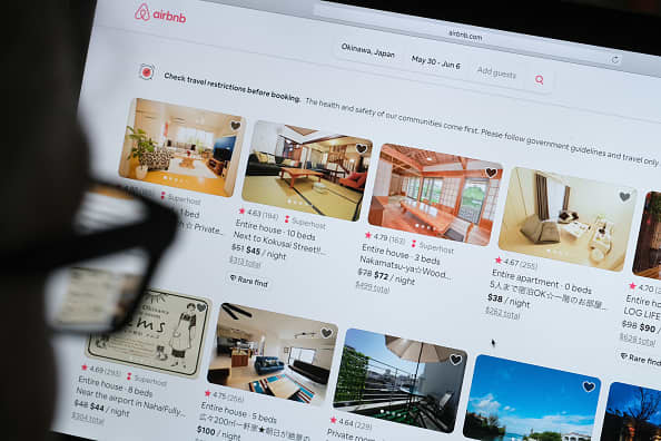 Airbnb IPO comes as competition ramps up and some see post-Covid return to hotels