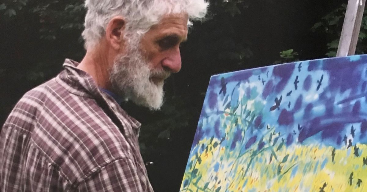 Colourist painter and Royal Academician Philip Sutton opens new gallery—at the age of 92
