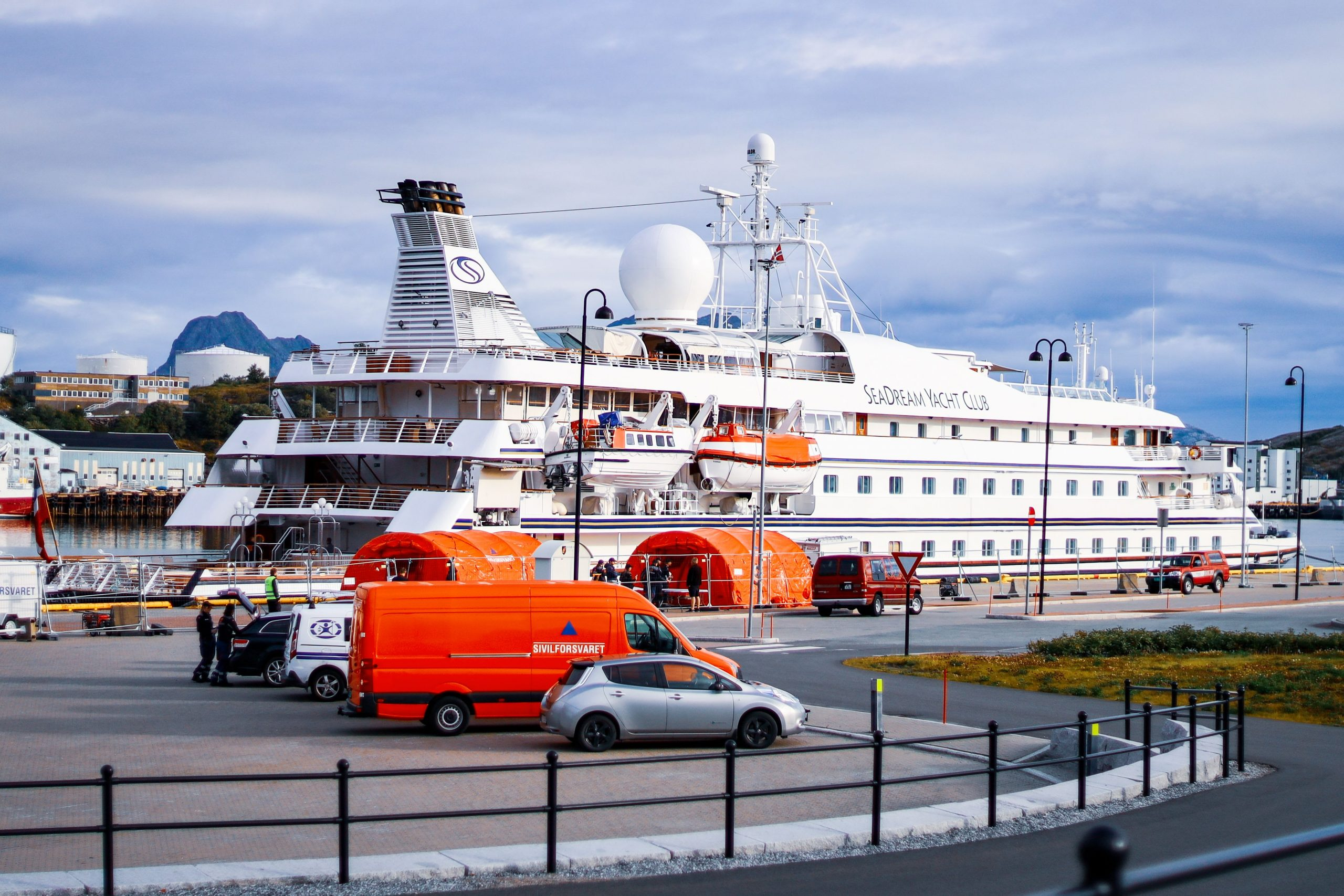 Five test positive for Covid on first cruise ship to resume sailing in the Caribbean