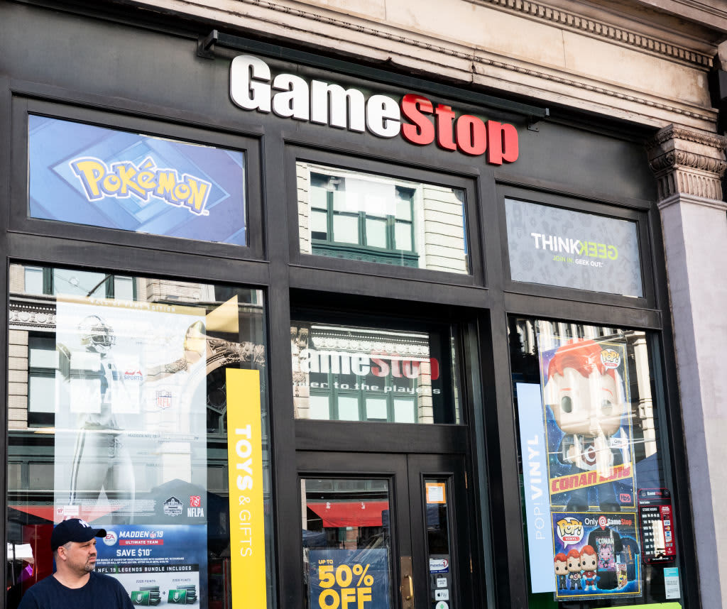 Former Chewy CEO tries to push GameStop to become the Amazon of the video-game industry