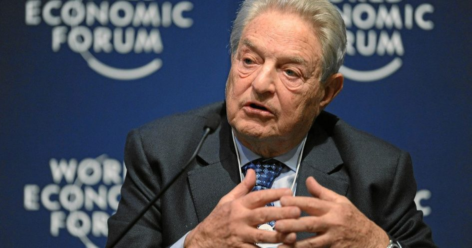 Hungarian museum director faces backlash after comparing George Soros to Hitler