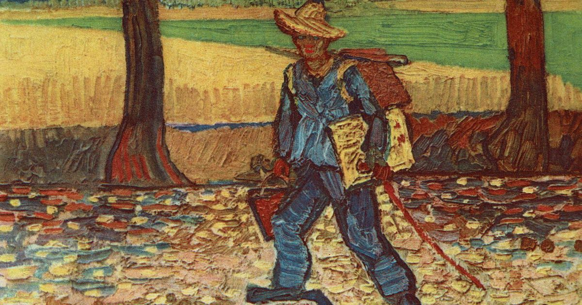 Hunt still on for a Van Gogh self-portrait lost deep in a salt mine during the Second World War