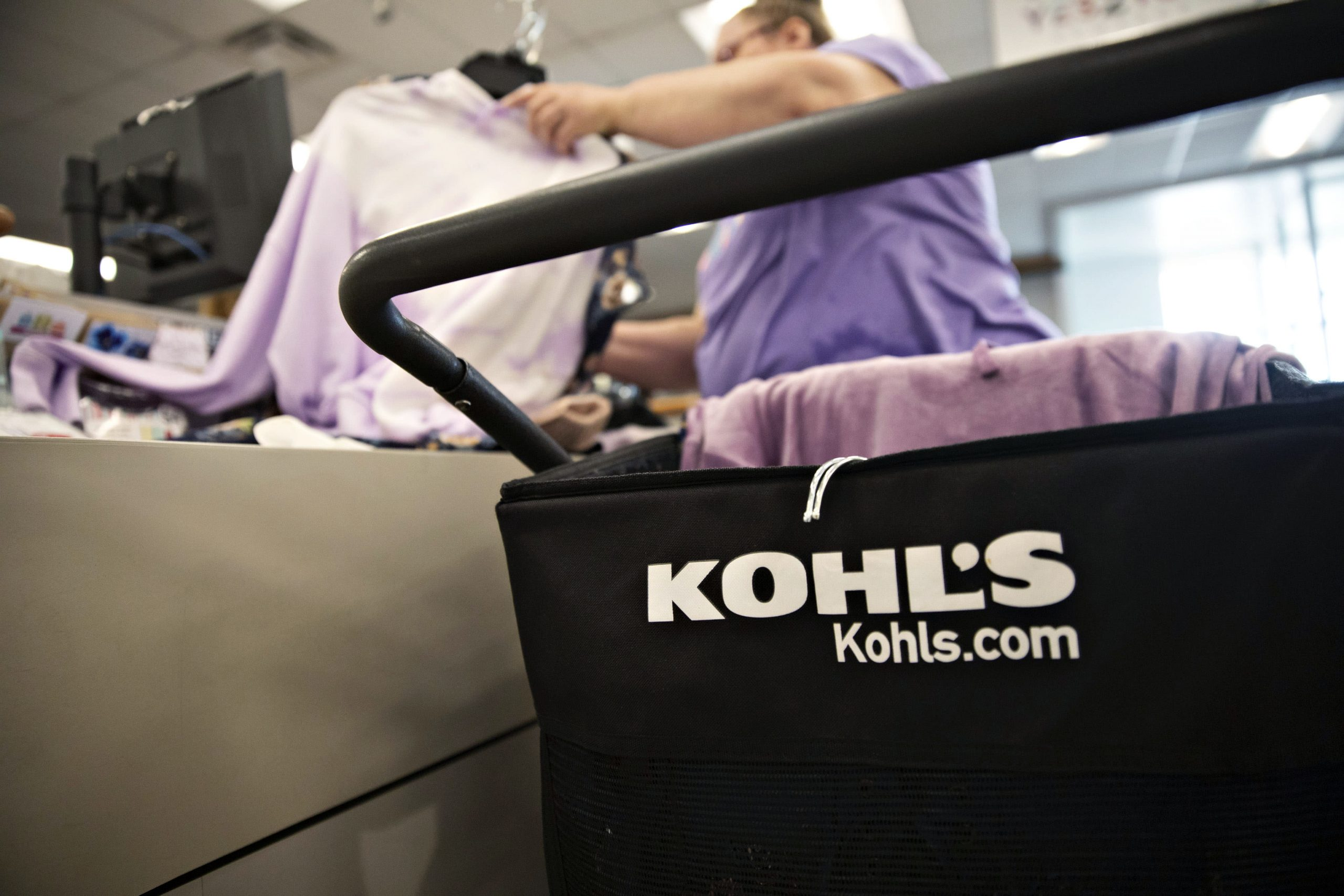 Kohl's sales fall 13% as shoppers shift spending away from apparel