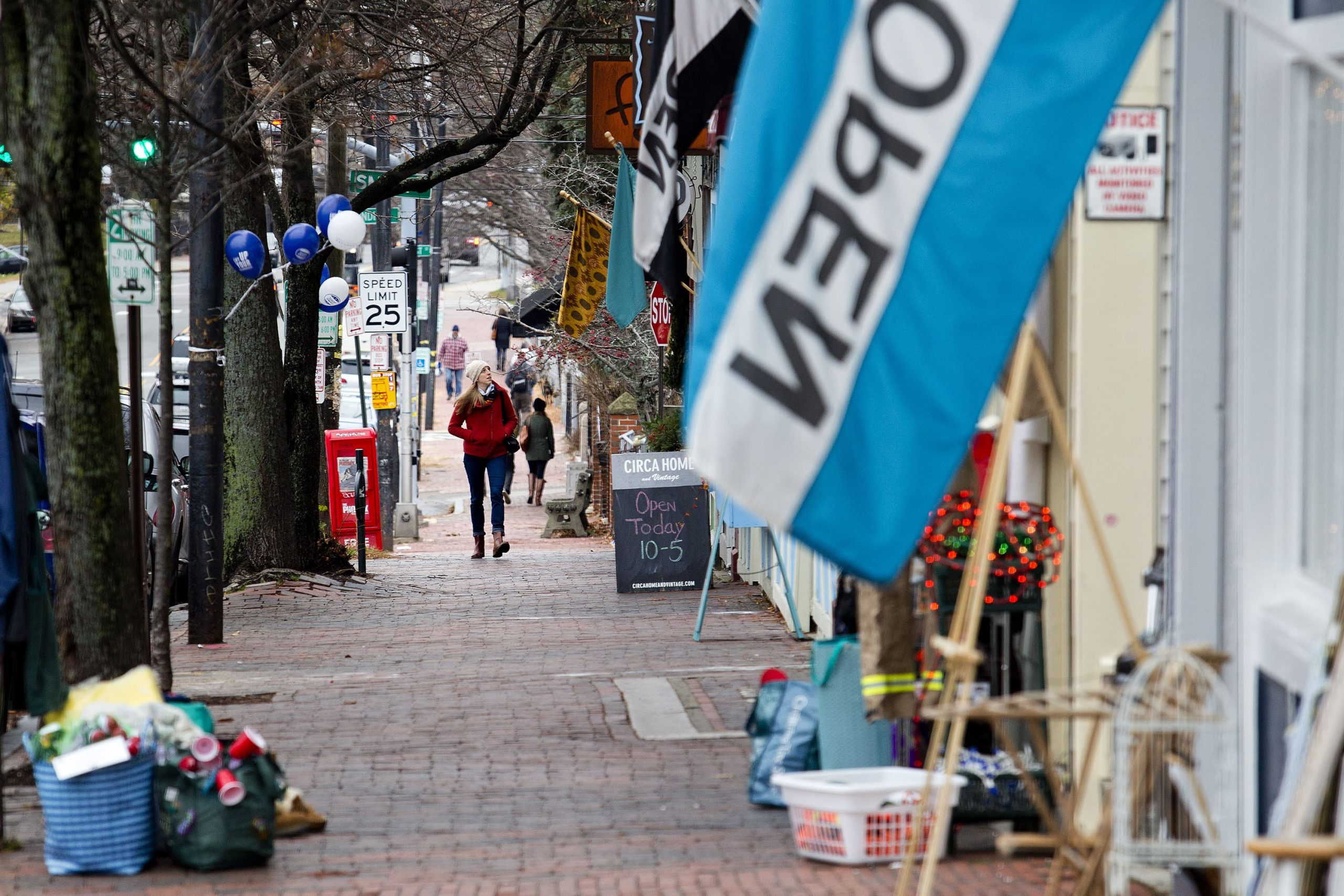 Main Street pins hopes on Small Business Saturday sales to help stay afloat