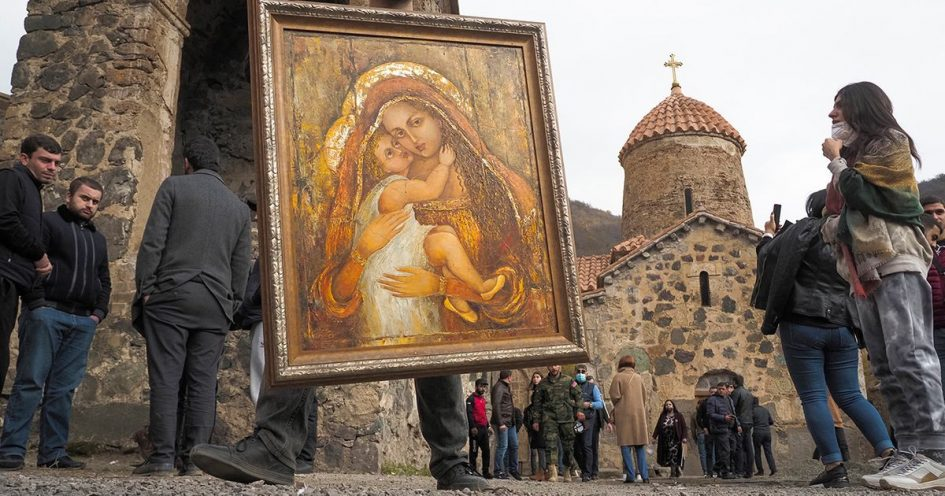 Metropolitan Museum of Art appeals for protection of cultural heritage sites in Nagorno-Karabakh