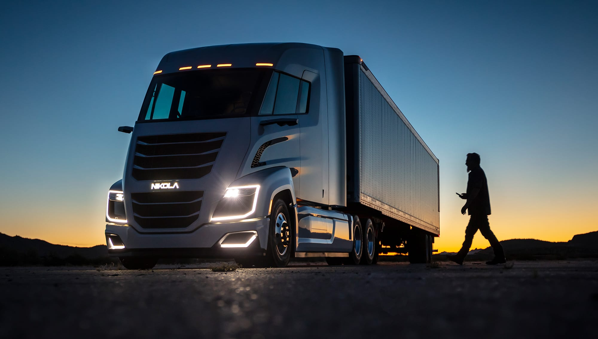 Nikola shares fall after CEO fails to reassure investors GM won't pull out of $2 billion deal