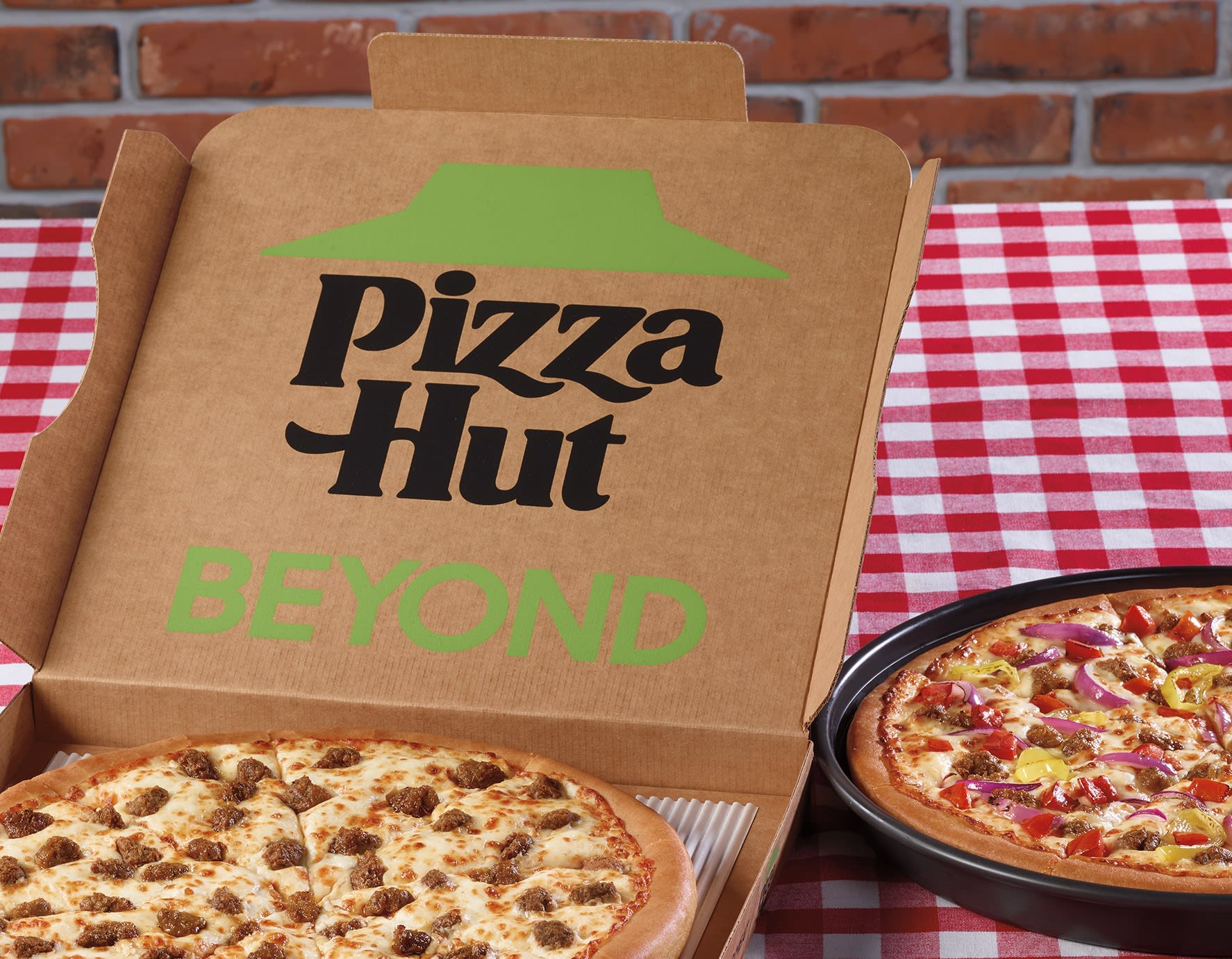 Pizza Hut to launch Beyond Meat sausage topping in the U.S.