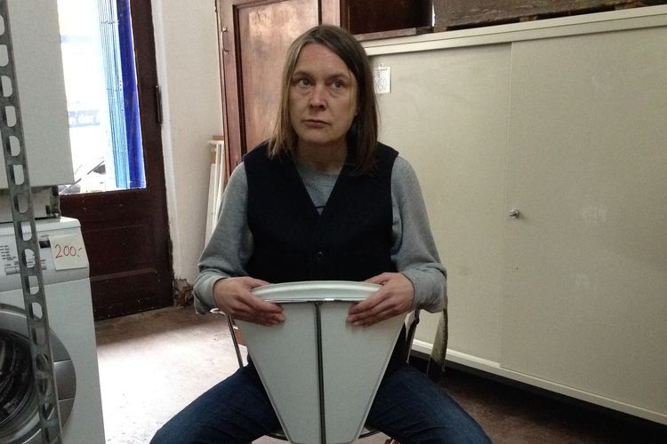 'Prison is boring as hell, working creatively is way to be absorbed': Sarah Lucas on isolation and judging the Koestler Awards