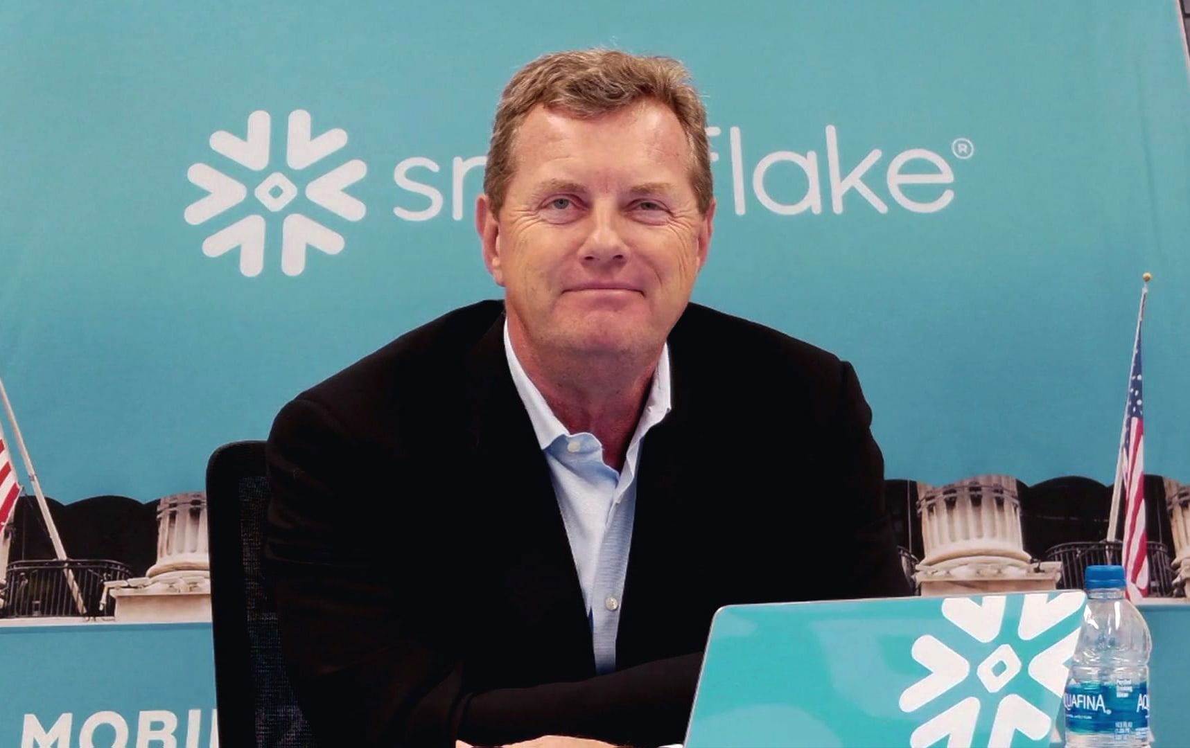 Snowflake's Frank Slootman, CEO of this year's hottest IPO, sets goals with one 'incredibly hard' question