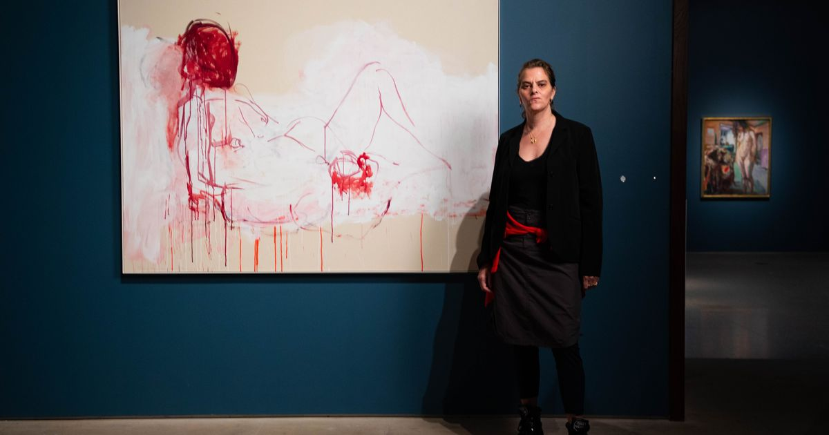 'I want to be here': with two shows in London, Tracey Emin reflects on life, love and lonliness