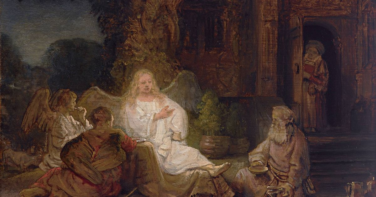'The well is drying up'—rare Rembrandt biblical work could fetch $30m at Sotheby's next month