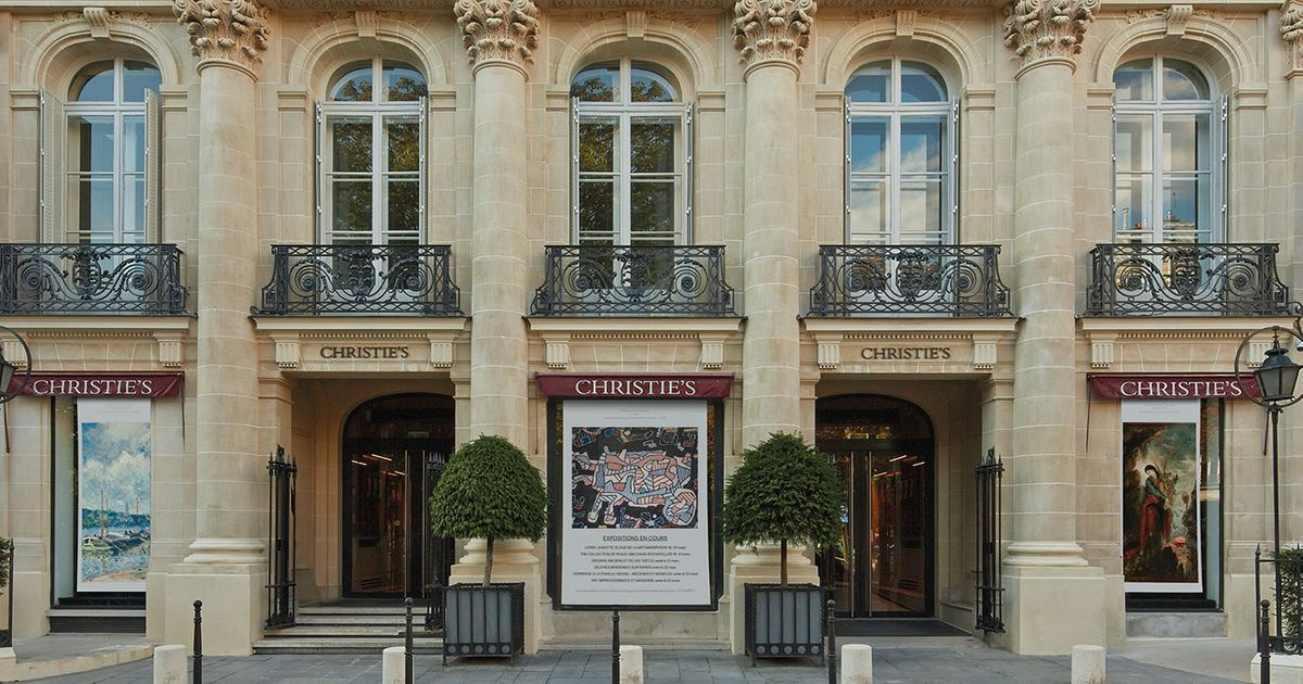 1-54 Contemporary African art fair pops up at Christie's in Paris as Marrakech edition is postponed