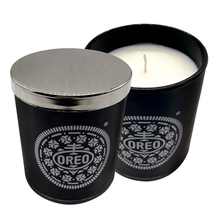 Branded Cookie-Scented Candles