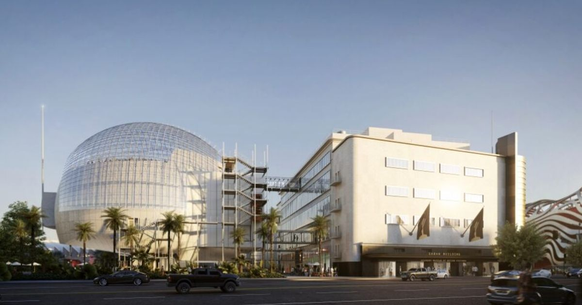 Amid Covid-19 adjustments, Academy Museum of Motion Pictures in Los Angeles delays opening by five months