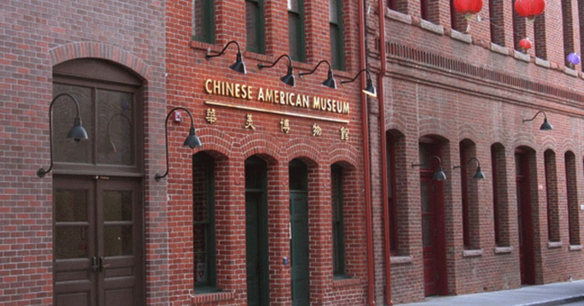Artist sues Los Angeles and the Chinese American Museum for junking his work