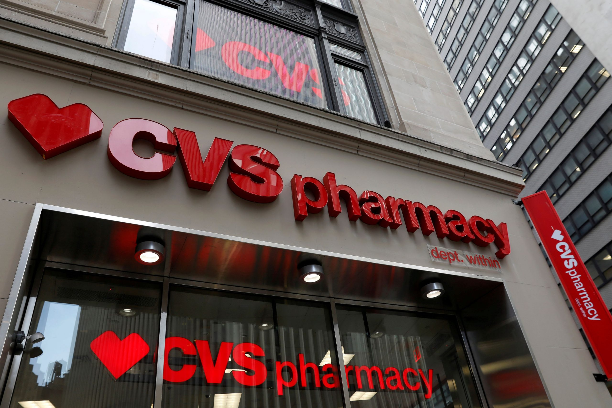 CVS Health CEO says it has 10,000 staffers ready to vaccinate seniors at nursing homes