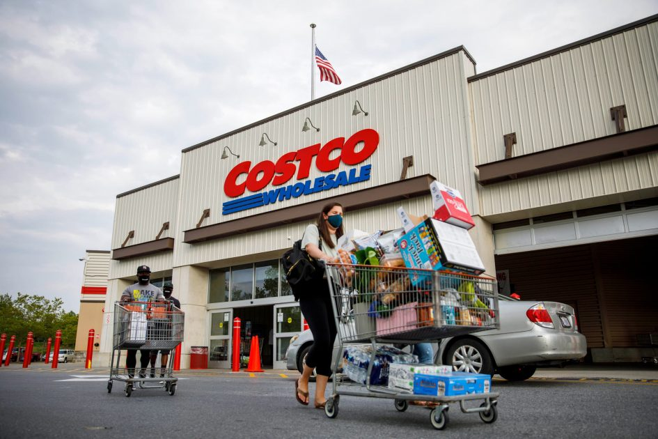 Costco CEO says company is doubling down on brick-and-mortar, even as it invests in e-commerce
