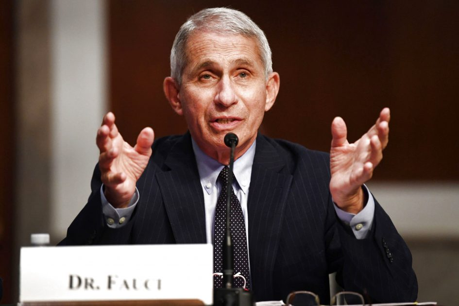 Dr. Fauci says Covid vaccine trials on pregnant women and young kids could begin in January