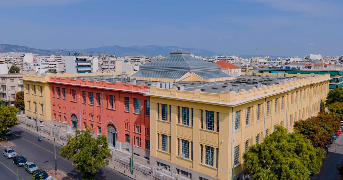Huge historic tobacco factory in Athens to be renovated into cultural space by 2021