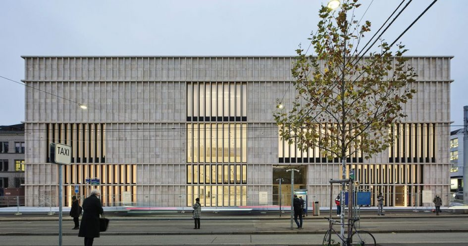 Kunsthaus Zurich counts down to 'quantum leap' for Swiss art scene after Chipperfield expansion