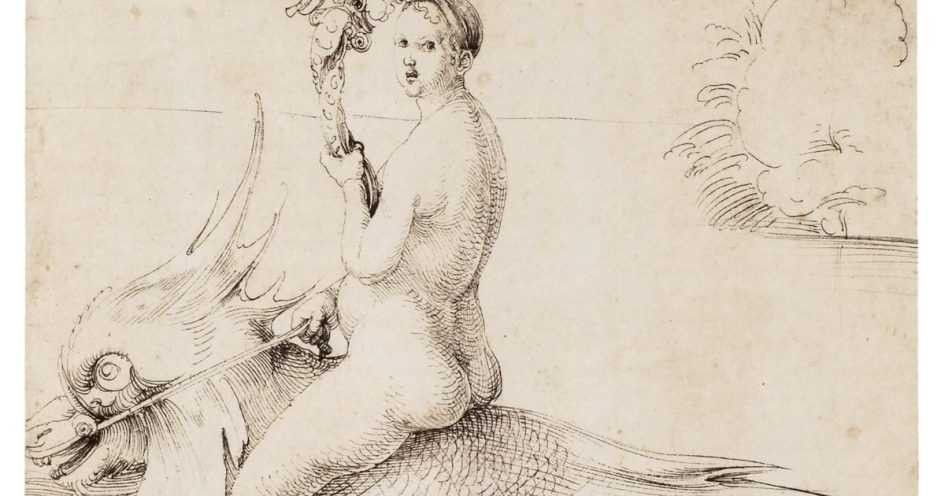 Master of the putti: instructive book explores Albrecht Dürer's obsession with the little cherubs
