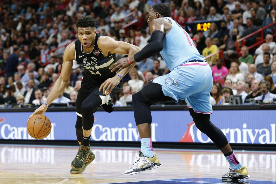 Milwaukee Bucks credit 'Giannis effect' for uptick in business, now rethinking jersey patch plans
