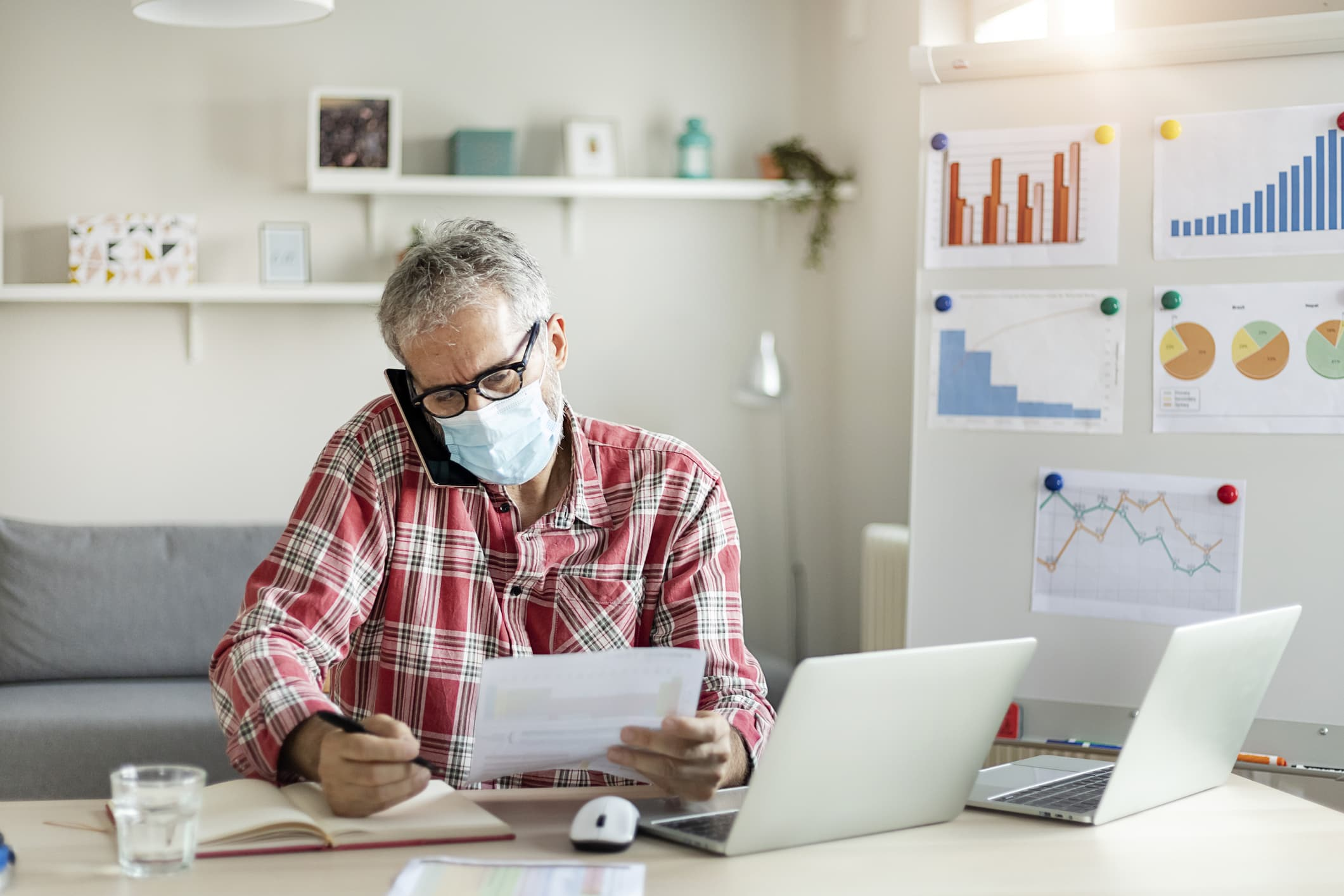Op-ed: Here are 5 lessons the pandemic taught this financial advisor