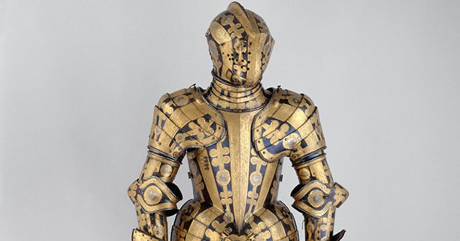 Ronald Lauder presents major gift of European arms and armour to the Met