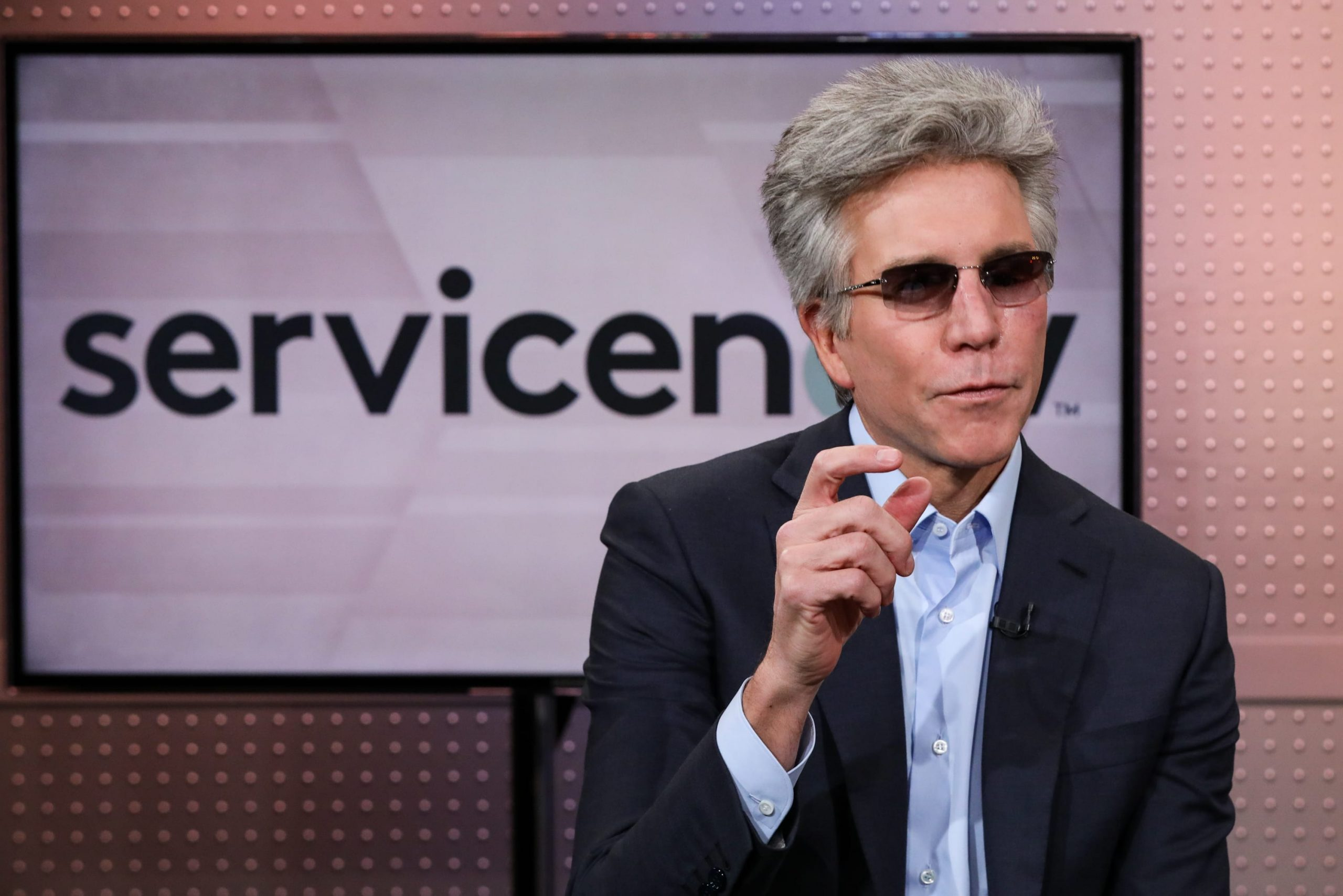 ServiceNow CEO says digital transformation is the 'opportunity of this generation'