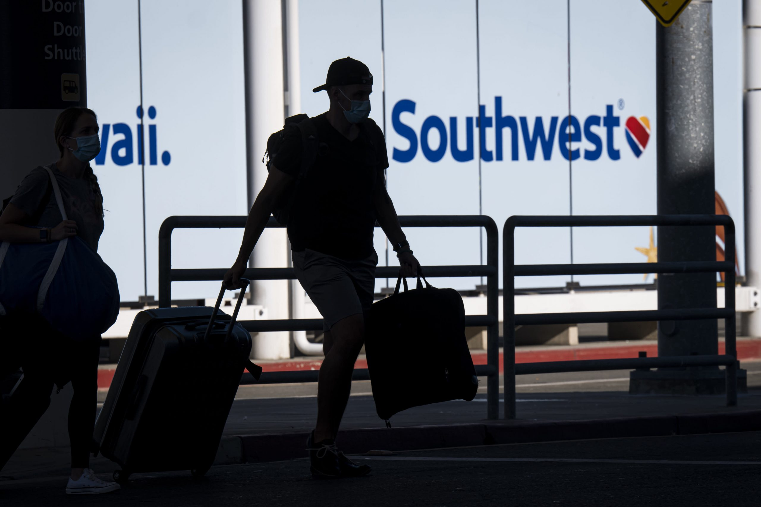 Southwest Airlines warns it could furlough 6,800 employees to cut costs