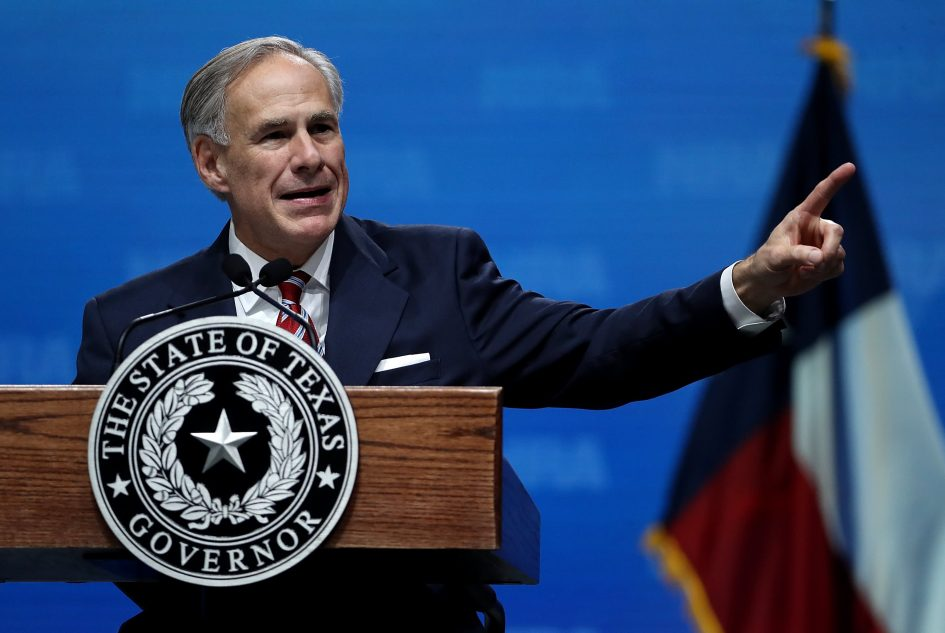 Texas governor says companies moving headquarters to the state has turned into a 'tidal wave'