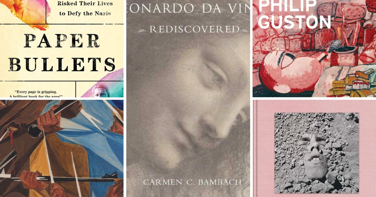 What was the best art book you read in 2020? The Art Newspaper team reveals its favourite publications