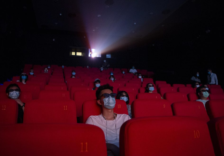 Asia is dominating the box office, and the U.S. could too, if it handled the pandemic better