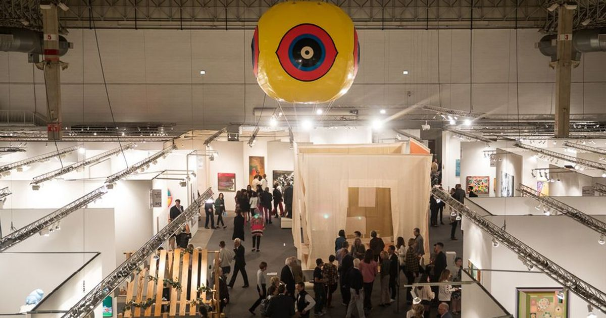 Expo Chicago art fair is postponed for three months, until July