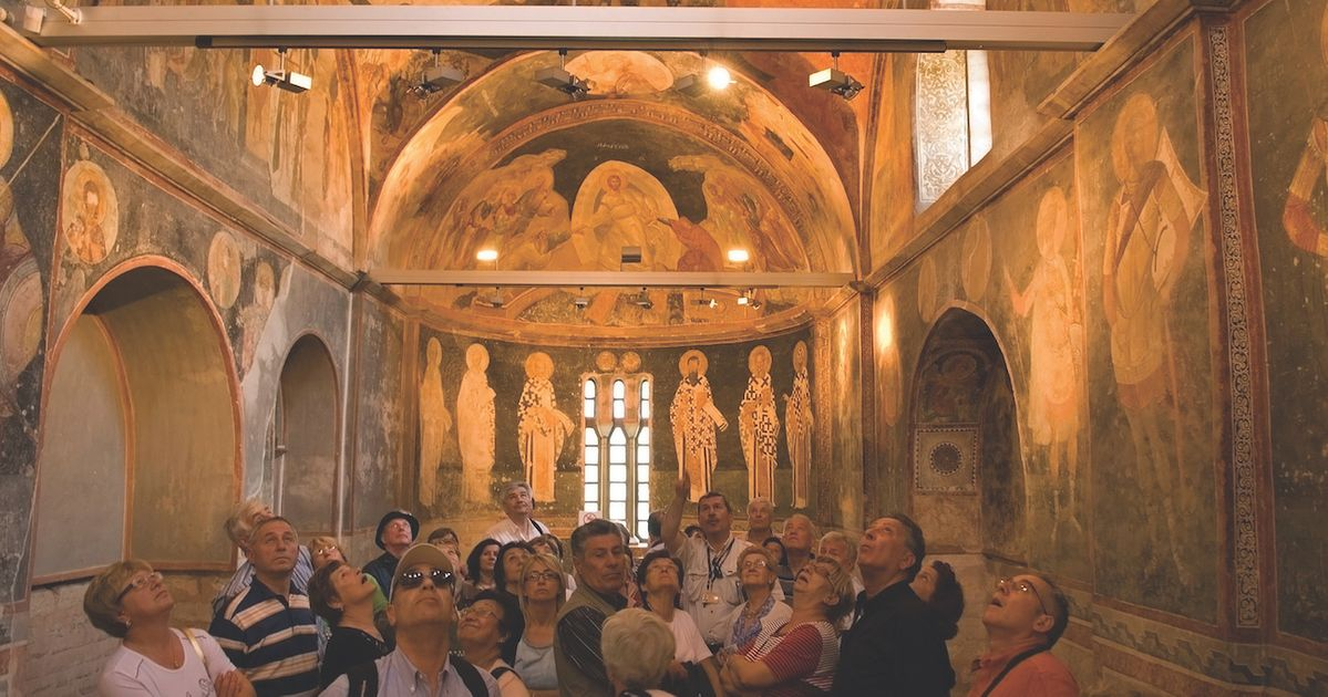 Has Turkey halted plans to turn Chora museum into a mosque?