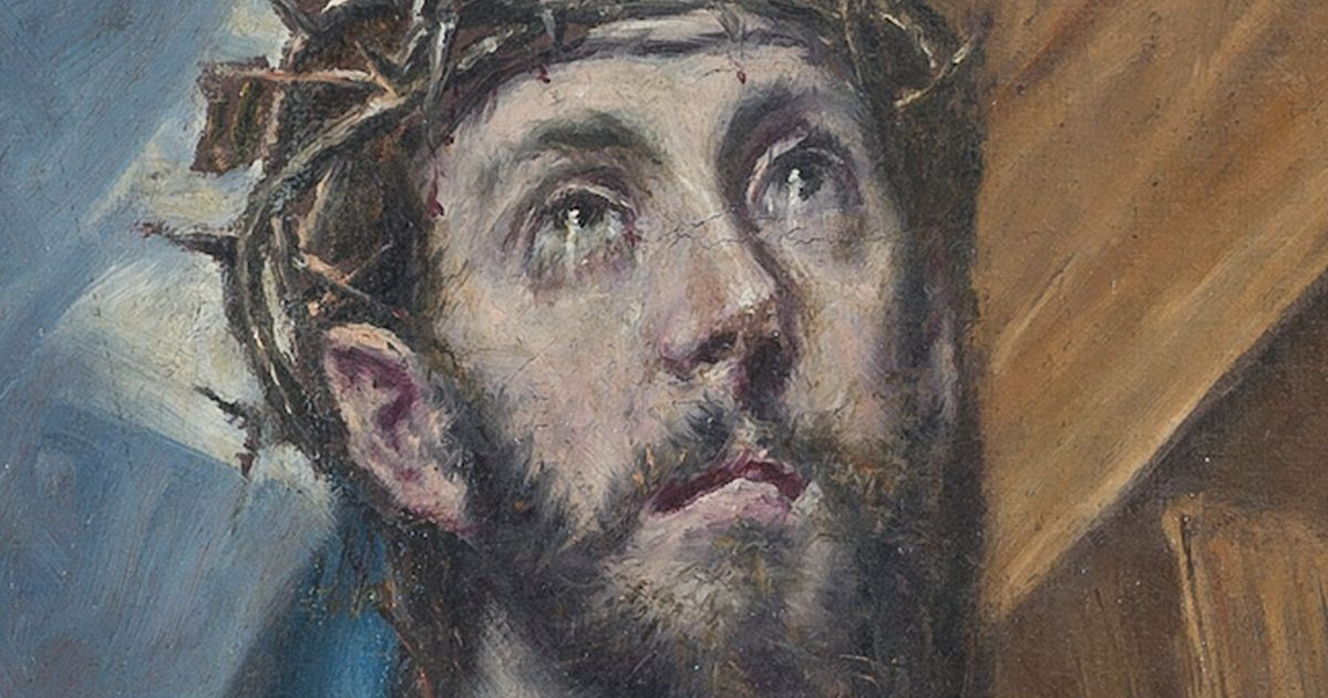 Is this 'enormously powerful' painting of Jesus Christ by El Greco? Spanish expert questions new attribution