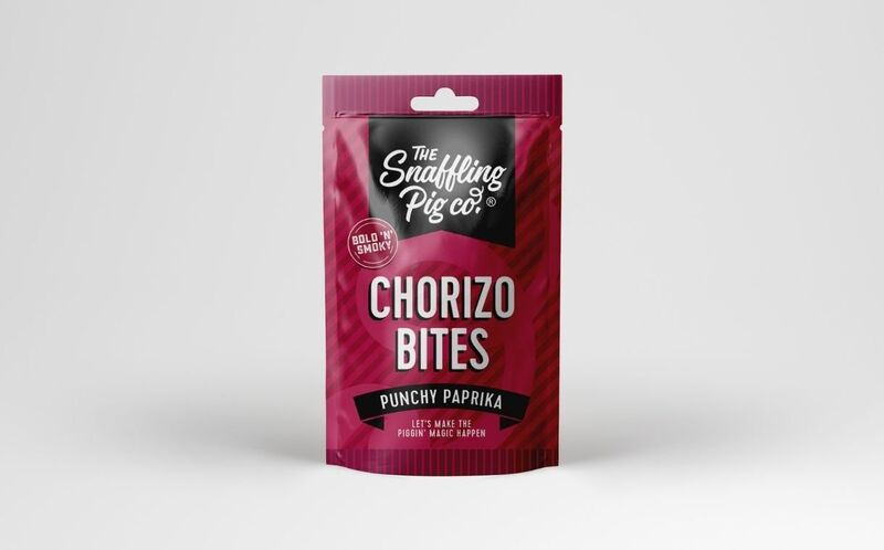 Bold Dry-Cured Sausage Snacks