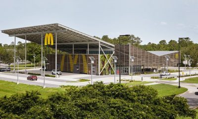 Solar-Powered Restaurants