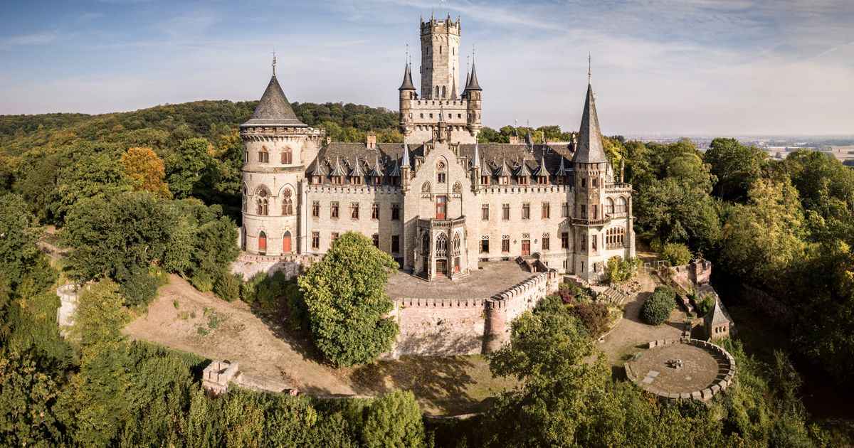 A German prince is suing his 'ungrateful' son for selling ancestral castle for €1