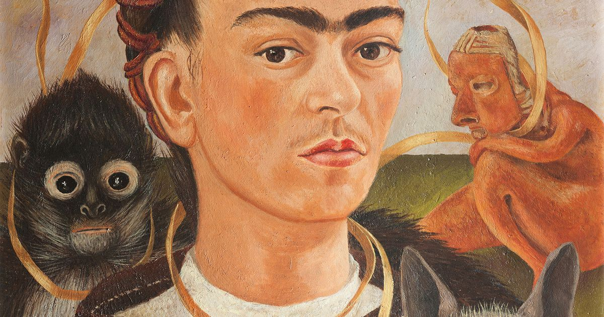 In new exhibition, timeless favourite Frida Kahlo finds fresh relevance during a time of isolation and illness