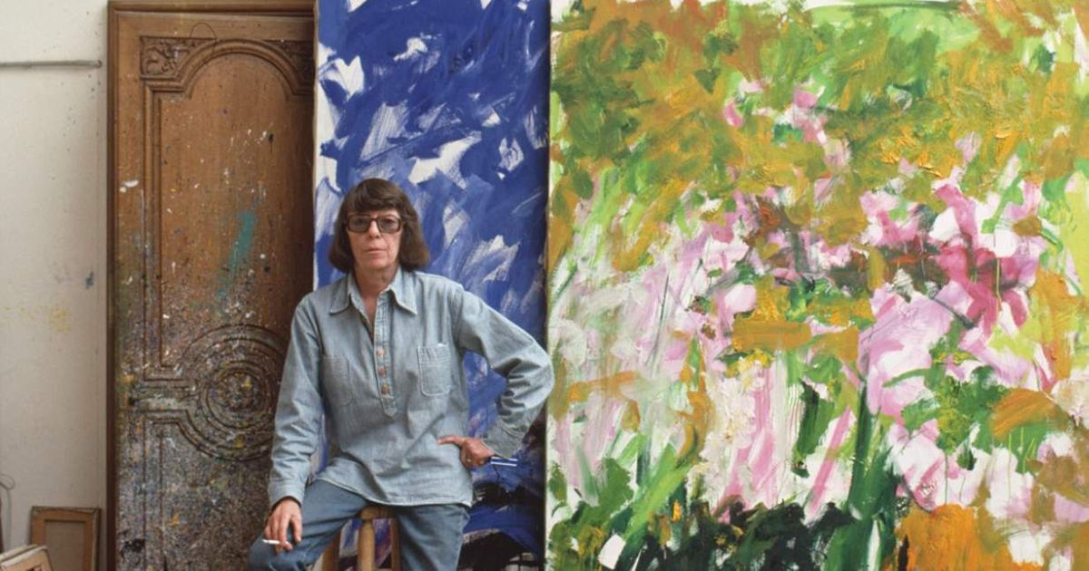 Joan Mitchell Foundation switches to longer-term support of US artists