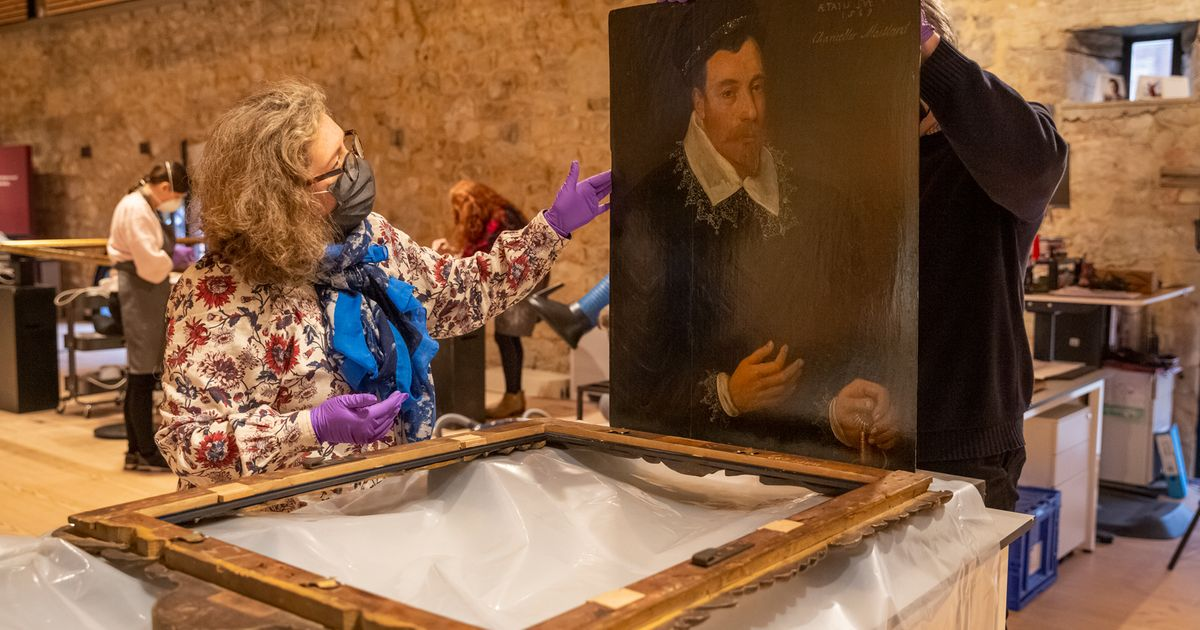 Thanks to a £3m gift, the National Trust could finally uncover a secret portrait of Mary Queen of Scots