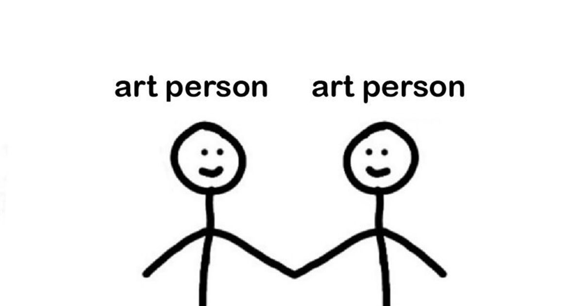 The art world goes dating: Instagram account Freeze Magazine uses art memes to pair its followers