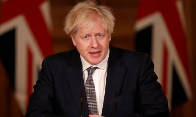 UK's Boris Johnson reveals plan to exit lockdown restrictions by June