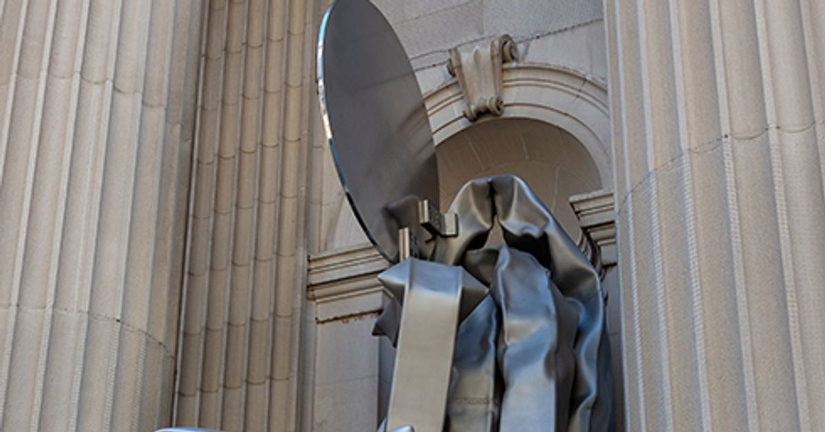 'They're kind of impolite': the artist Carol Bove ruminates on her steel and aluminium sculptures for the Met's façade
