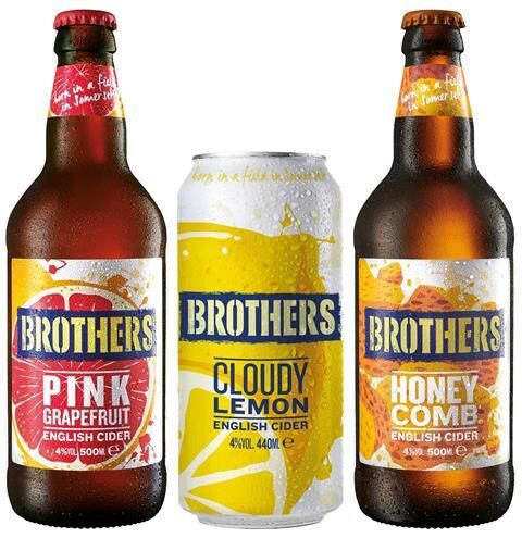 Summer-Ready Cider Launches