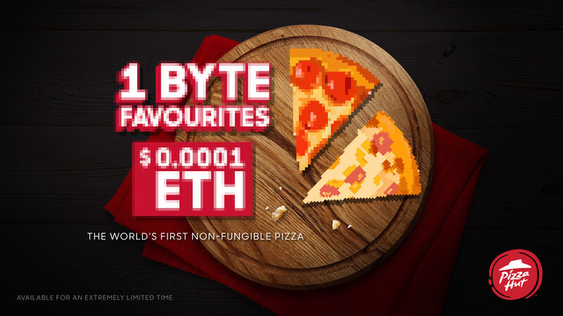 Collectible Digital Pizzas